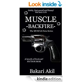 MUSCLE: BACKFIRE! (The MUSCLE Firm Series)