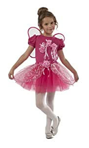 Rubies Pink Rose Fairy Dress-Up Costume