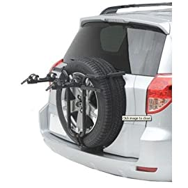 Hollywood Racks Spare Tire Bike Rack - SR1
