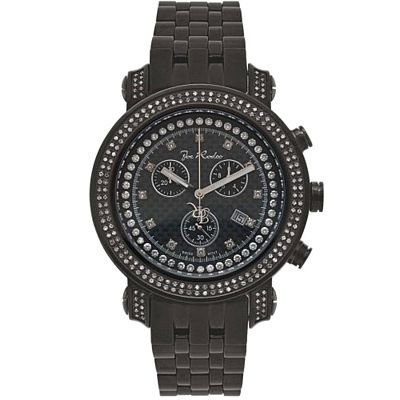 Joe Rodeo 2.0 Carat Diamond Black Watch #JTY15