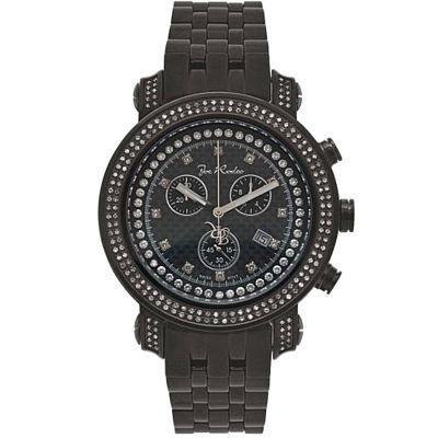 Joe Rodeo 2.0 Carat Diamond Black Watch #JTY15