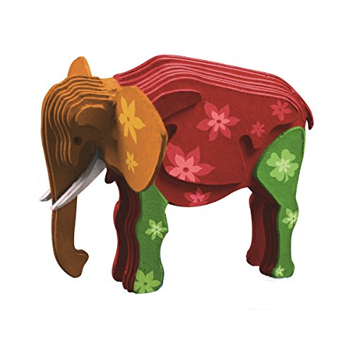 Trussart Designs Elephant 3D Modeling Kit