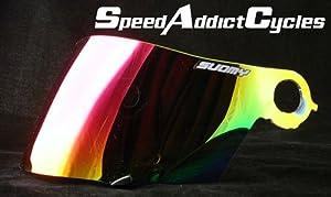 Suomy Spec 1R / Extreme / Apex / Excel Ultra Tech Tint Iridium Visor