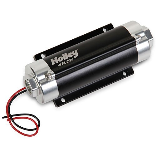 Holley 12-600 Fuel Pump (Holley In Line Fuel Pump compare prices)