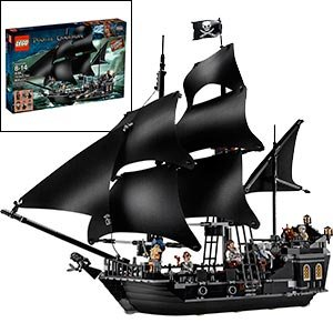 LEGO Disney Pirates of the Caribbean Black Pearl