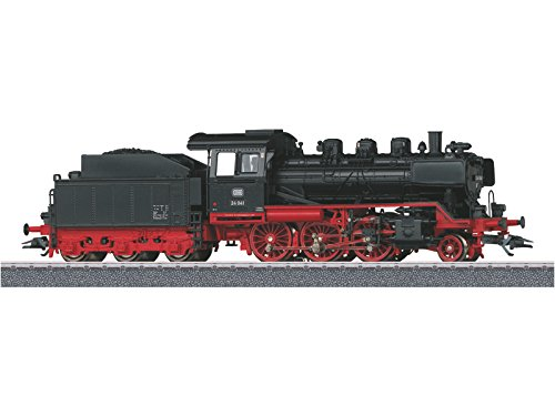 Mrklin-36243-Schlepptender-Dampflok-BR-24-DB-Schienenfahrzeuge
