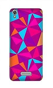 SWAG my CASE Printed Back Cover for Lava Pixel V1