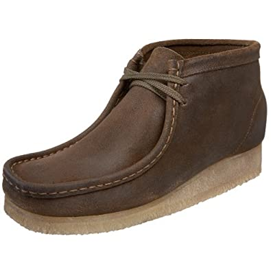 Clarks Originals Men's Wallabee Boot,Taupe Suede,7 M US