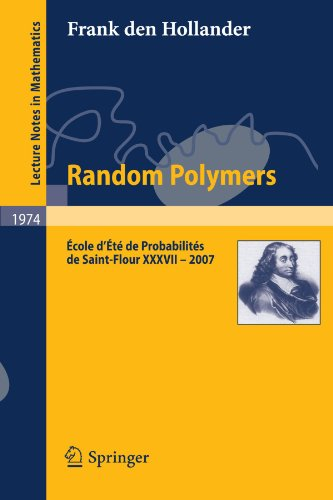 Lectures on Random Polymers