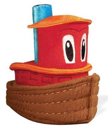 Scuffy the Tugboat Soft Toy by YOTTOY - 1