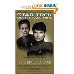 The Lives of Dax (Star Trek Deep Space Nine (Unnumbered Paperback)) by Marco Palmieri