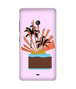 Nature (8) Microsoft Lumia N540 Case