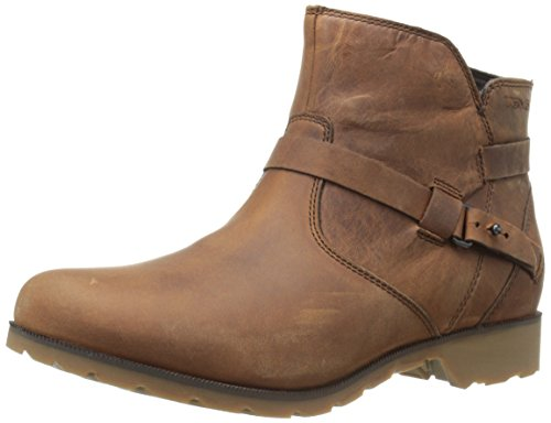 teva-women-delavina-ankle-boots-brown-bison-bis-7-uk-40-eu
