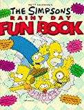 The Simpsons Rainy Day Fun Book (0006530168) by Groening, Matt