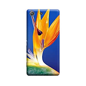 iCover Premium Printed Mobile Back Case Cover With Full protection For Sony Xperia M5 (Designer Case)