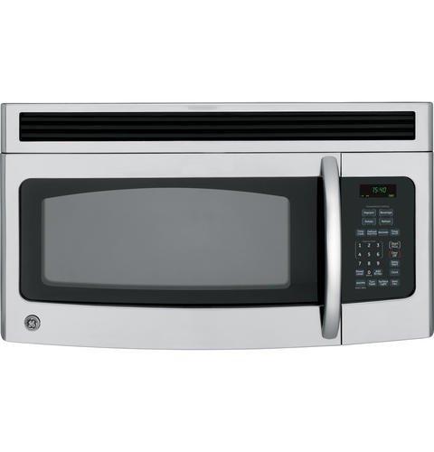 Ge Spacesaver Microwave