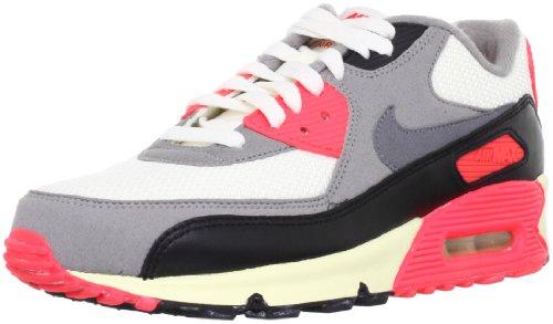 Nike 2013 AIR MAX 90 OG Men s Retro Infrared Running Shoes