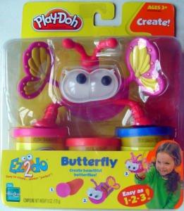 Play-Doh EZ2DO Butterfly