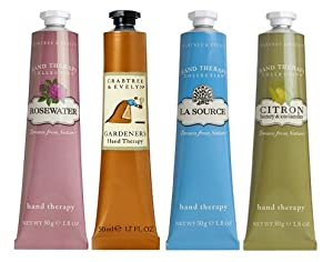 Crabtree & Evelyn Hand Therapy Gift Set 4x 50g