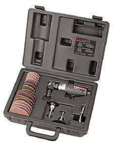 Ingersoll-Rand 3102K Composite Angle Pneumatic Grinder/Sander Surface Preparation Kit