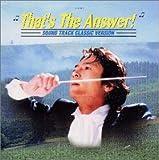 「それが答えだ!」 サウンドトラック・クラシック・ヴァージョン