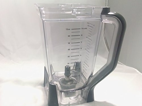 Ninja Replacement 72oz XL Pitcher Updated Design - Mega, Supra, BL773CO (Ninja Kitchen System Bl772 compare prices)