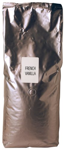 Melitta Vanilla Creme Brulee Whole Bean Coffee 5-Pound Bags(Pack of 2)
