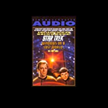 Star Trek: Windows on a Lost World Audiobook by V.E. Mitchell Narrated by Walter Koenig