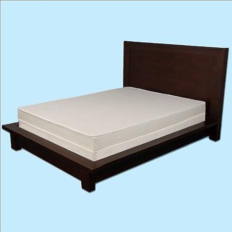 Eclipse 6.5 Inch Dual Sided Bunk Bed Foam Mattress TWIN
