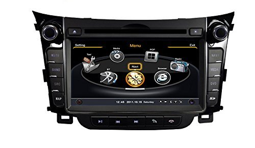 susay(TM) for Hyundai I30 2013 2014 car DVD player With GPS - Import It All