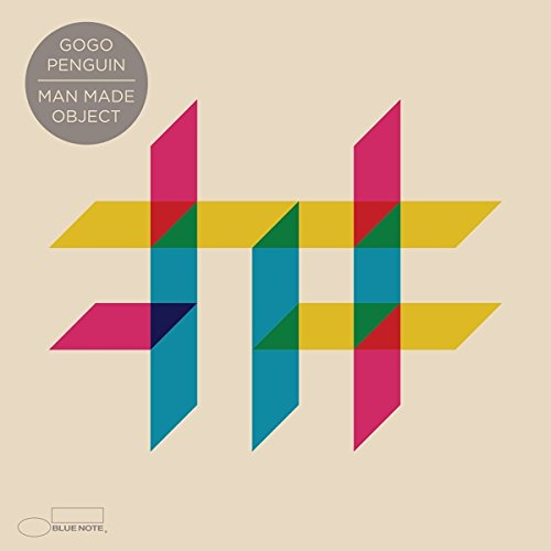 Album Art for Man Made Object by GOGO PENGUIN