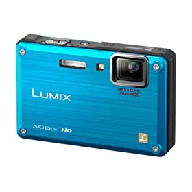 Panasonic Lumix FT1 Digital Camera