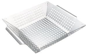 Mr Bar B Q 06034X Platinum Prestige Stainless Steel Wok Topper