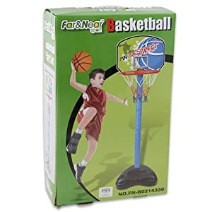 Basketball Play Set Sport Little Tikes Like A Pro Indoor Outdoor Toddler Toy New