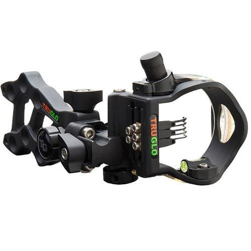 Truglo Rival Hunter 5-Pin Micro DDP Black (Truglo Rival Hunter compare prices)