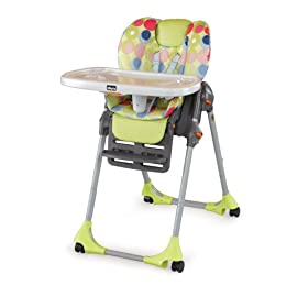 Chicco Polly Highchair Double Pad