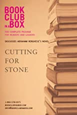 Bookclub-in-a-Box Discusses Cutting For Stone by Abraham Verghese