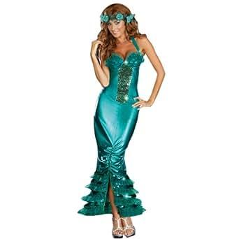 s mermaid fancy dress