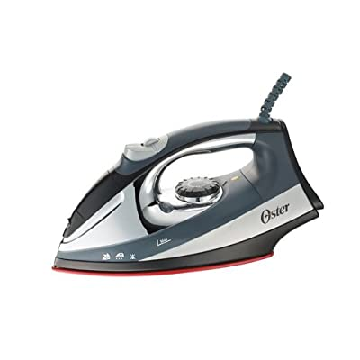 Oster 6104-449 2400-Watt Steam Iron (Black)