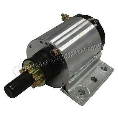 AM32789 New 12V Starter For John Deere 110 112 120 140 200 210 212 214 216 312 +