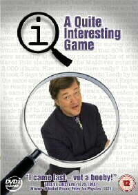 QI - A Quite Interesting Game [Interactive DVD] [2005]