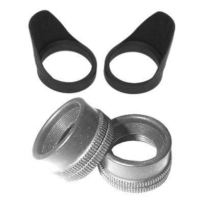 Optical Hardware Eyecups For Visionary Wetland 8X25/10X25 Binoculars (Twist) Pack 2 [H111774]