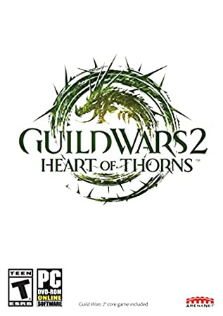 Guild Wars 2: Heart of Thorns [Online Game Code]