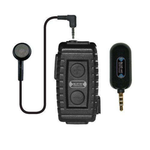 Blue-Wi Bw-Nt5000C Nighthawk Bluetooth Lapel Microphone