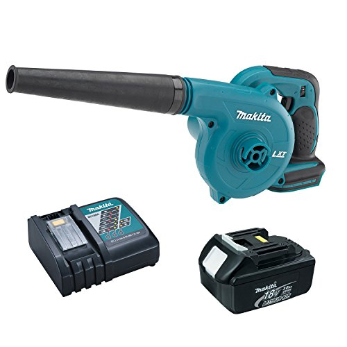 Makita-DUB182Z-18-Volt-LXT-VS-Cordless-Blower-with-30-Ah-Battery-and-Charger