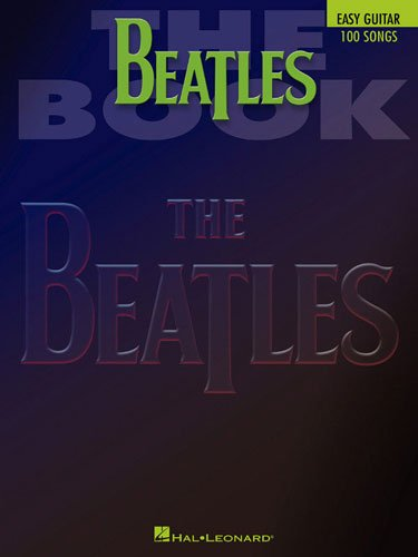 The Beatles Book - Easy Guitar Songbook
