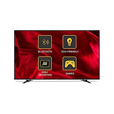Noble Skiodo 22CV22N01 56cm (22 inches) Full HD LED TV (Black)