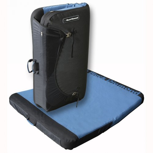Black Diamond Drop Zone Crash Pad (Storm Blue)