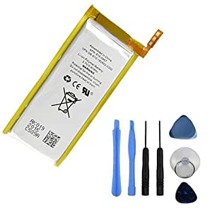 High Capacity Replacement Battery For iPod Nano 5th 5G Gen Generation