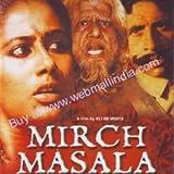 Mirch Masala [DVD]